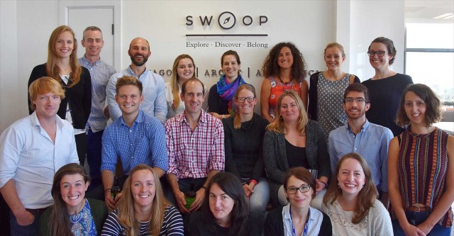 Swoop Travel business management software users