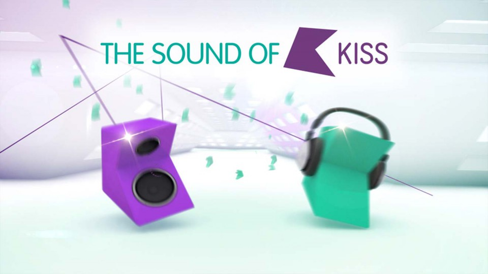 Ember motion The Sound of Kiss