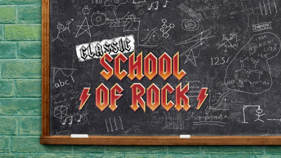 Ember motion School of Rock promo