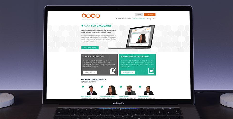 Work thumb AVCV recruitment platform