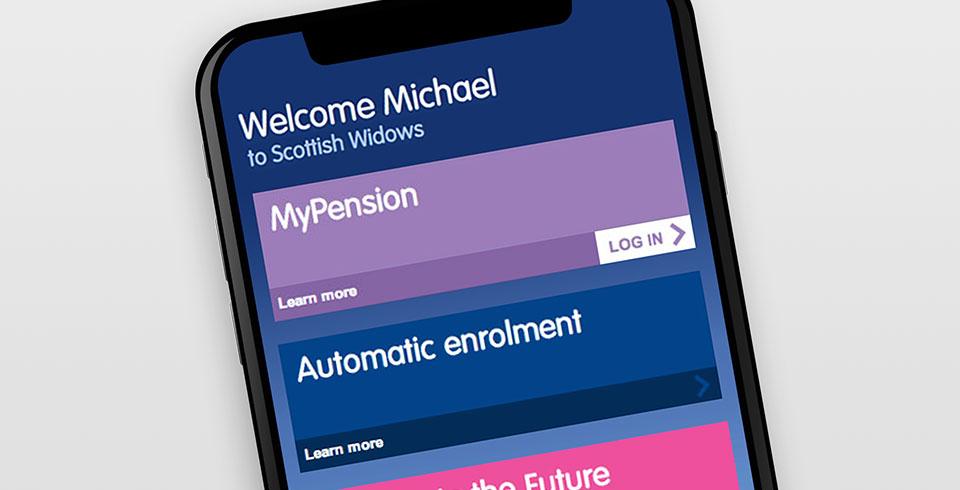 Lorica financial web application development Bristol Thumbnail
