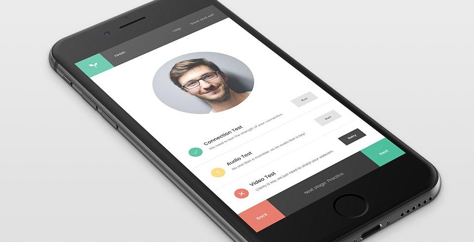 Ember work thumb StemX recruitment app devlopment Bristol