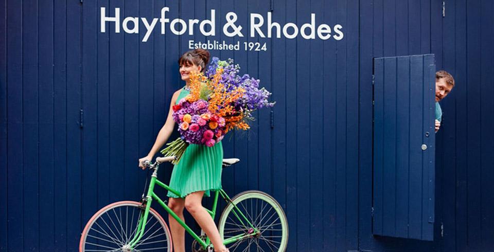 Hayford & Rhodes web design and development thumbnail